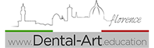 Dental Art Education Mobile Logo